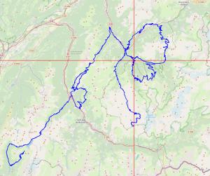 kaartje met alle routes samen